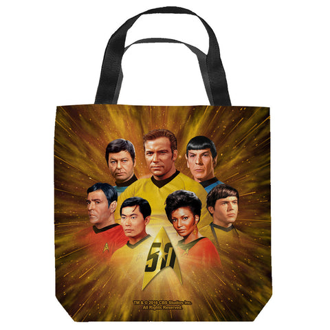 50th Crew Tote Bag