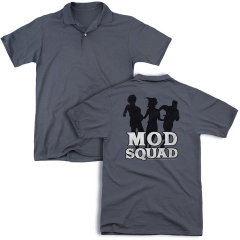 Mod Squad Run Simple (Back Print) - The Nerd Cave