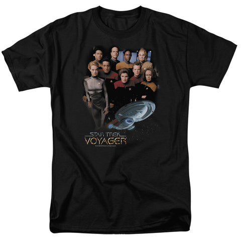 Voyager Crew - The Nerd Cave - 1