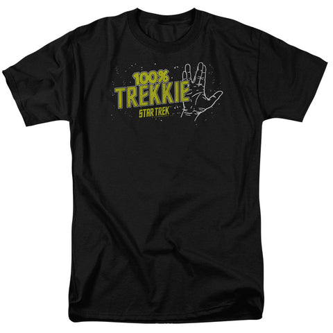 Trekkie - The Nerd Cave - 1