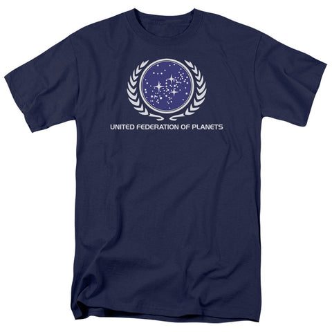 United Federation Logo - The Nerd Cave - 1