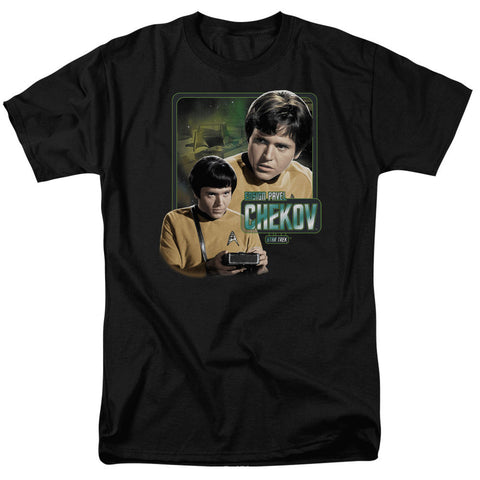 Ensign Chekov - The Nerd Cave - 1