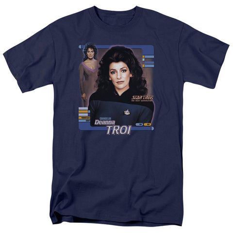 Deanna Troi - The Nerd Cave - 1