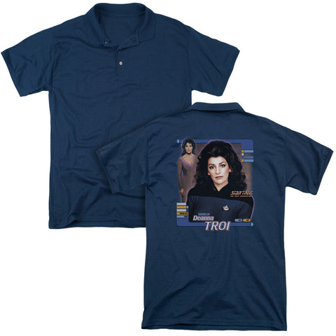 Deanna Troi (Back Print) - The Nerd Cave
