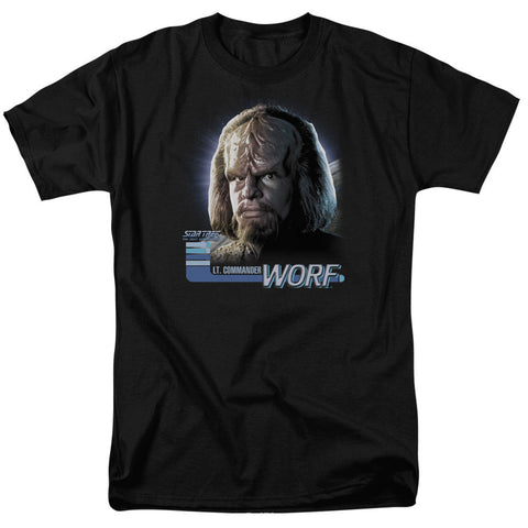 TNG Worf - The Nerd Cave - 1