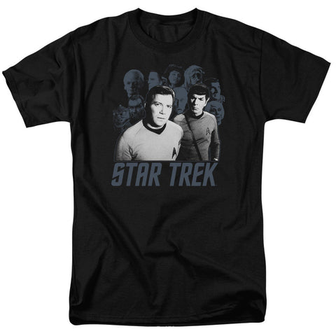 Kirk Spock And Company - The Nerd Cave - 1