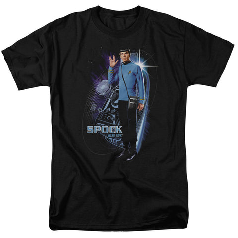 Galactic Spock - The Nerd Cave - 1