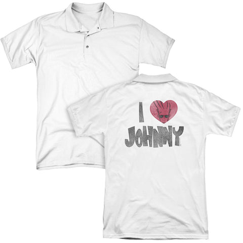 I Heart Johnny (Back Print)