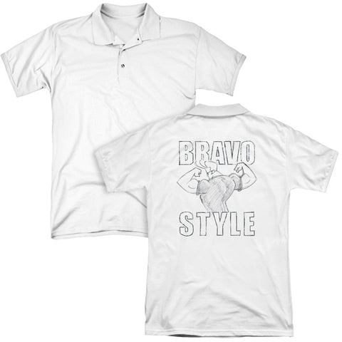 Bravo Style (Back Print) - The Nerd Cave