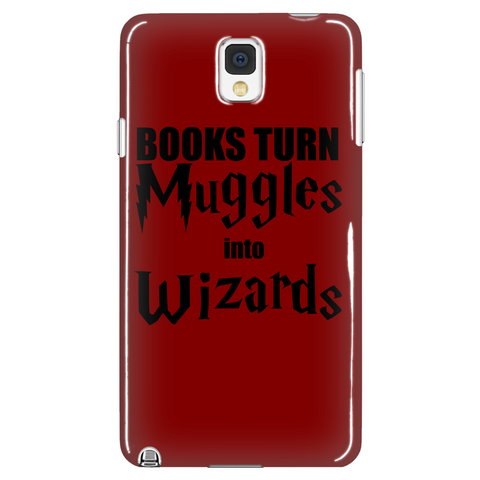 Muggle To Wizard Phone Case LIMITED EDITION - The Nerd Cave - 1