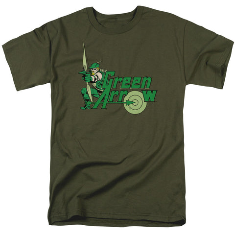 Green Arrow - The Nerd Cave - 1