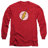 Flash Logo Distressed - The Nerd Cave - 8