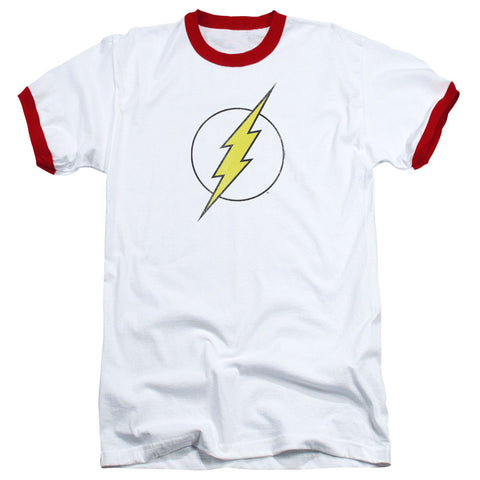Flash Logo Distressed - The Nerd Cave
