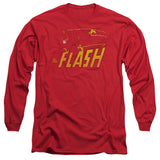 Flash Speed Distressed - The Nerd Cave - 8