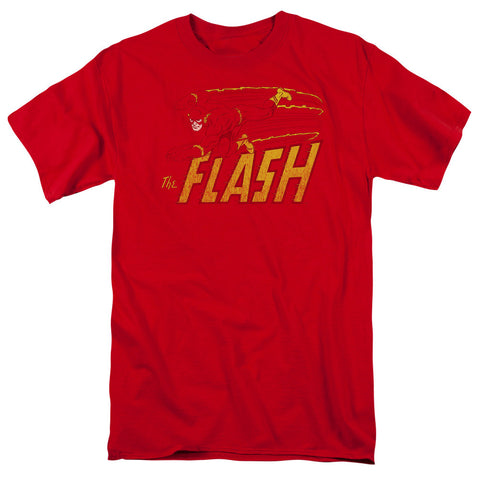 Flash Speed Distressed - The Nerd Cave - 1