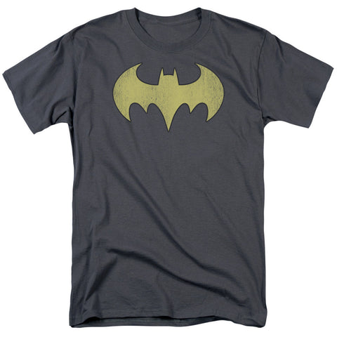 Batgirl Logo Distressed
