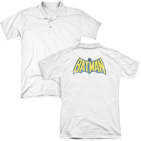 Classic Batman Logo (Back Print) - The Nerd Cave
