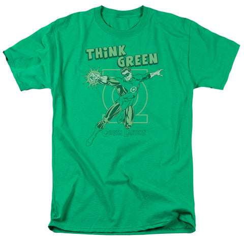 Think Green - The Nerd Cave - 1