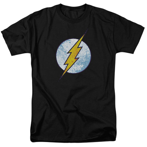 Flash Neon Distress Logo - The Nerd Cave - 1