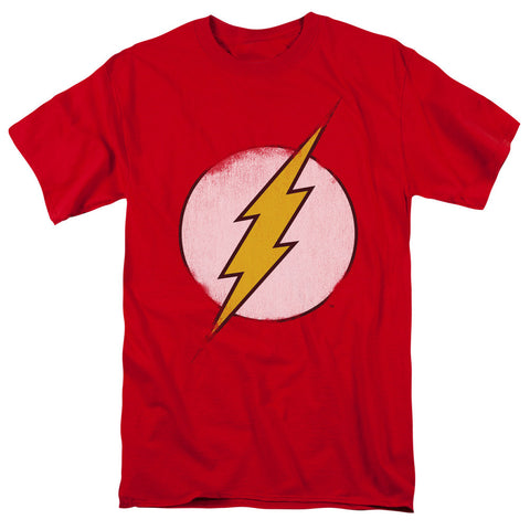 Rough Flash Logo - The Nerd Cave - 1