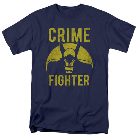 Fight Crime - The Nerd Cave - 1