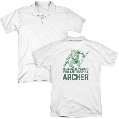Archer(Back Print) - The Nerd Cave