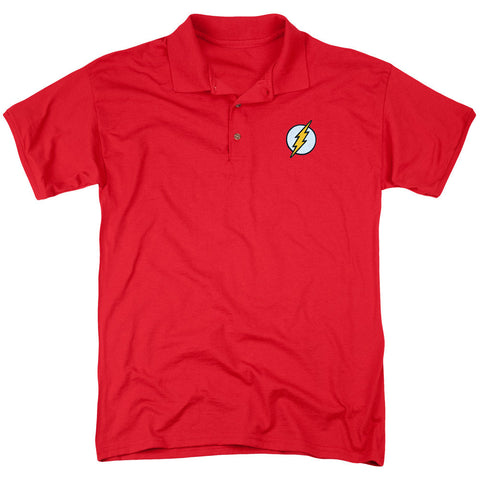 Flash Emblem Polo - The Nerd Cave