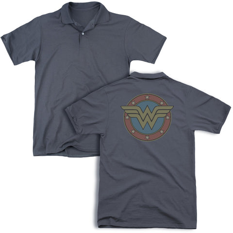 WW Vintage Emblem (Back Print) - The Nerd Cave