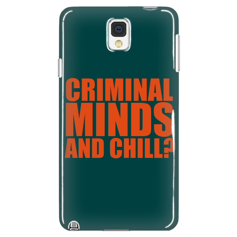 Minds And Chill Phone Case LIMITED EDITION - The Nerd Cave - 1