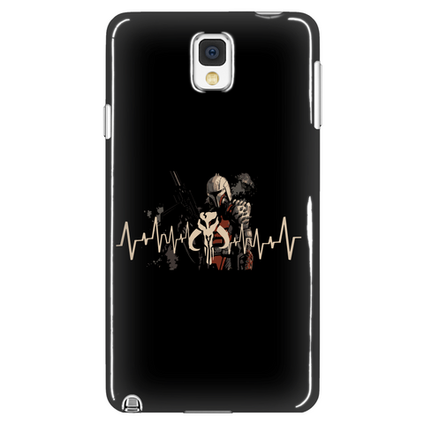 Mandalore Pulse Phone Case LIMITED EDITION - The Nerd Cave - 1