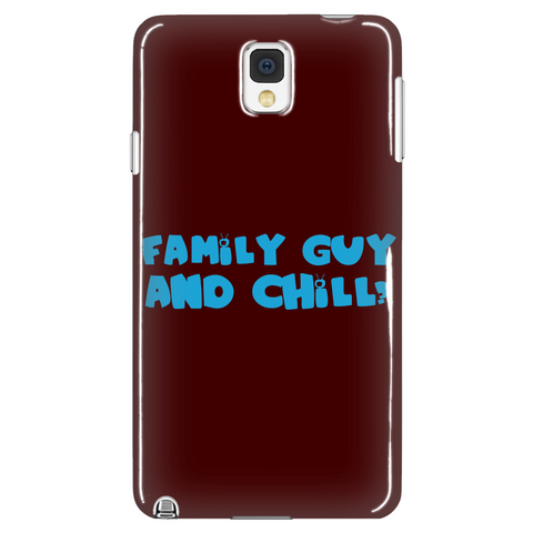 Guy And Chill Phone Case LIMITED EDITION - The Nerd Cave - 1