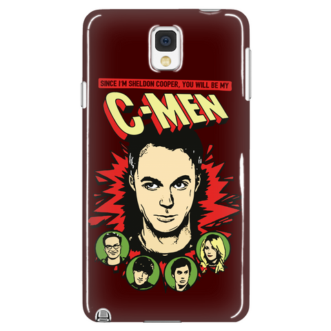 C-Men Phone Case LIMITED EDITION - The Nerd Cave - 1