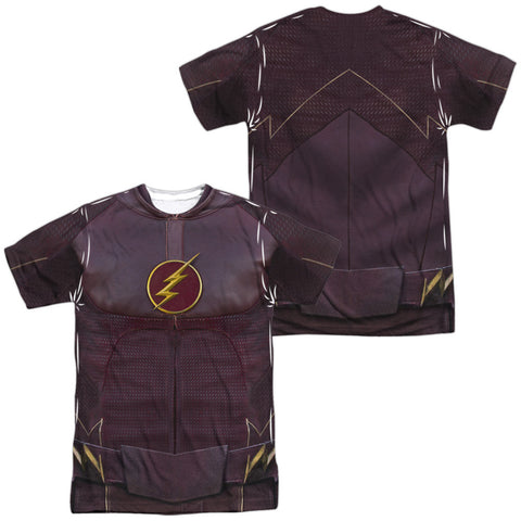 Flash Uniform - The Nerd Cave - 1