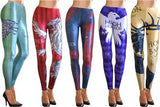 Game of Thrones Heraldry Leggings - The Nerd Cave - 1