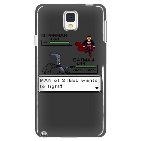 Man of Steel Wants To Fight LIMITED EDITION - The Nerd Cave - 1