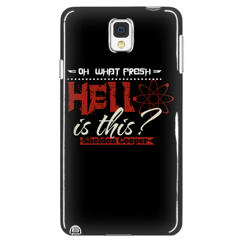 Hell is This Phone Case LIMITED EDITION - The Nerd Cave - 1