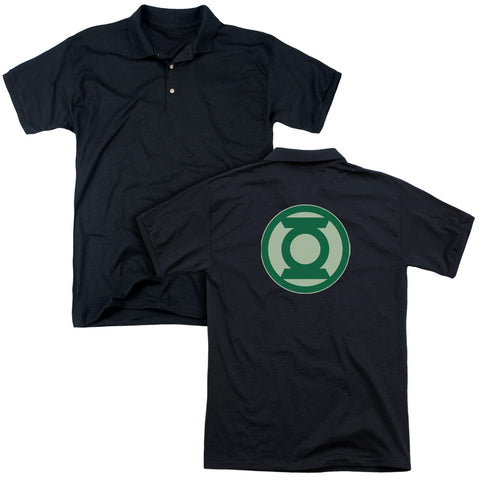 Green Symbol (Back Print) - The Nerd Cave