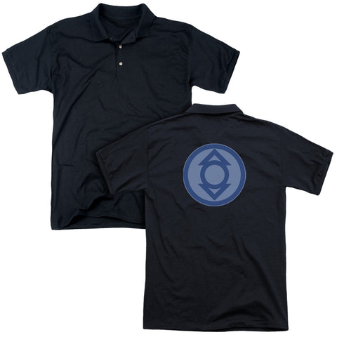 Indigo Symbol (Back Print) - The Nerd Cave