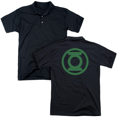 Green Emblem (Back Print) - The Nerd Cave