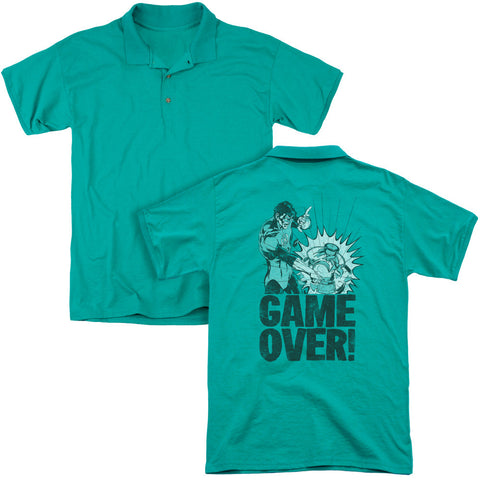 Game Over (Back Print) - The Nerd Cave