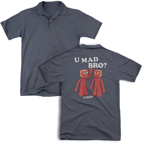 U Mad Bro (Back Print)