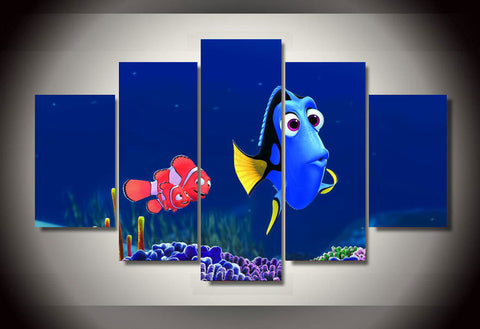 Dory - 5 Piece Canvas LIMITED EDITION