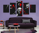 Dark Side - 5 Piece Canvas LIMITED EDITION - The Nerd Cave - 3
