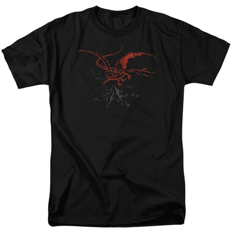 Smaug - The Nerd Cave - 1