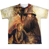 Bilbo And Gandalf - The Nerd Cave - 8