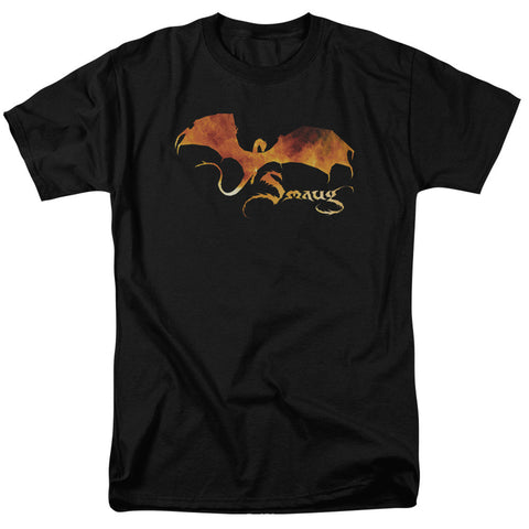 Smaug On Fire - The Nerd Cave - 1