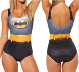 Batman Swimsuit for Women and Girls - The Nerd Cave - 1