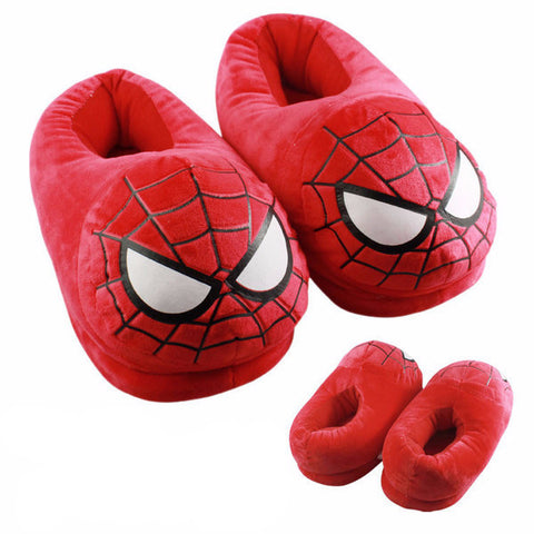 Spider Man Home Slippers - The Nerd Cave