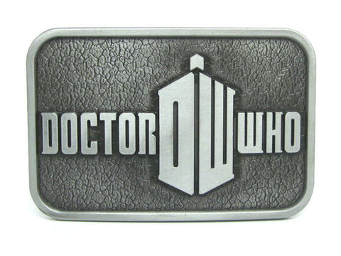 Doctor Who Belt Buckle - The Nerd Cave