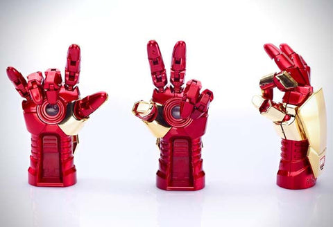 Iron man Hand Flash Drive